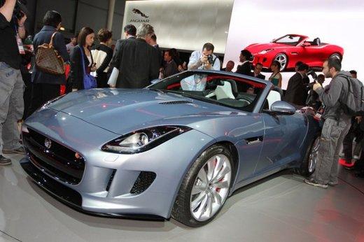 Le più belle auto sportive e di lusso al Salone di Parigi 2012 - Foto 13 di 24