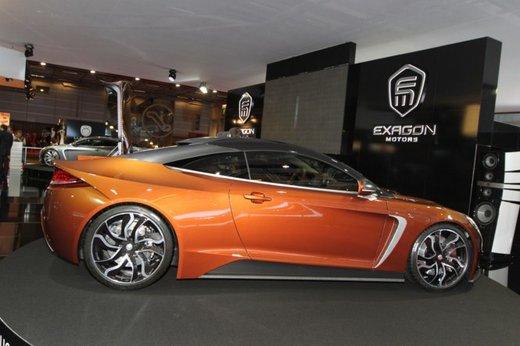Le più belle auto sportive e di lusso al Salone di Parigi 2012 - Foto 14 di 24