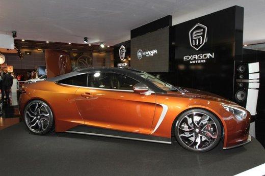 Le più belle auto sportive e di lusso al Salone di Parigi 2012 - Foto 15 di 24