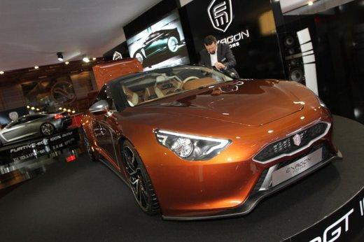Le più belle auto sportive e di lusso al Salone di Parigi 2012 - Foto 16 di 24