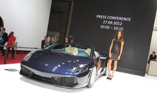 Le più belle auto sportive e di lusso al Salone di Parigi 2012 - Foto 17 di 24