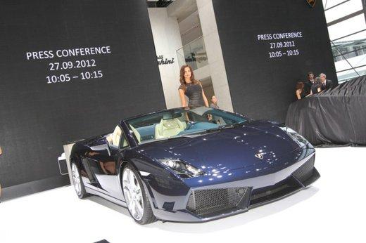 Le più belle auto sportive e di lusso al Salone di Parigi 2012 - Foto 18 di 24