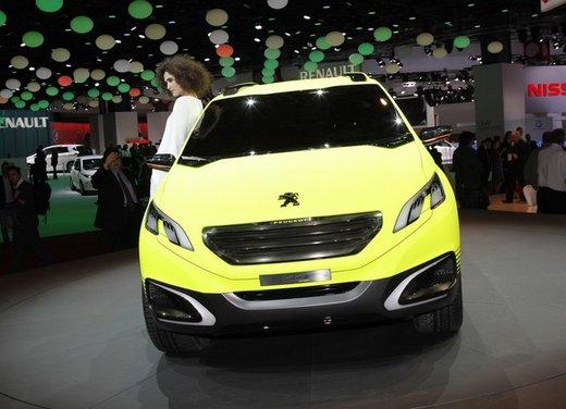 Peugeot 2008 Concept - Foto 1 di 17