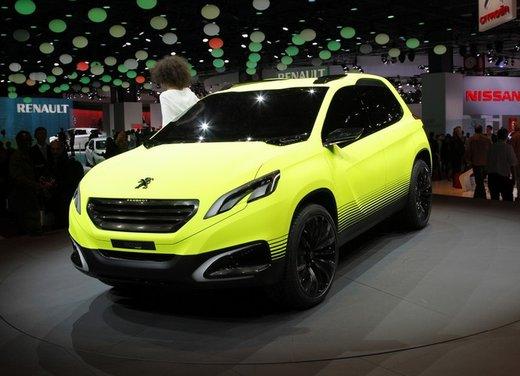 Peugeot 2008 Concept - Foto 2 di 17