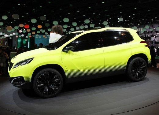 Peugeot 2008 Concept - Foto 3 di 17