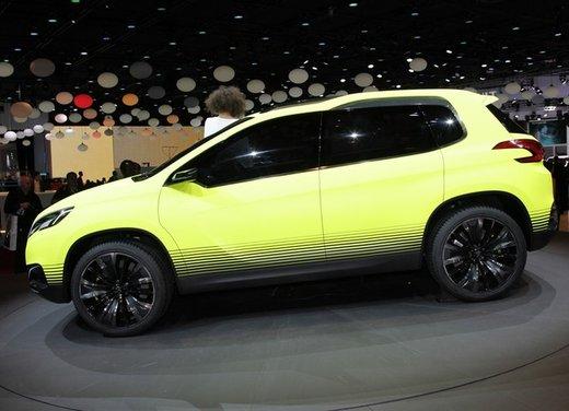 Peugeot 2008 Concept - Foto 4 di 17