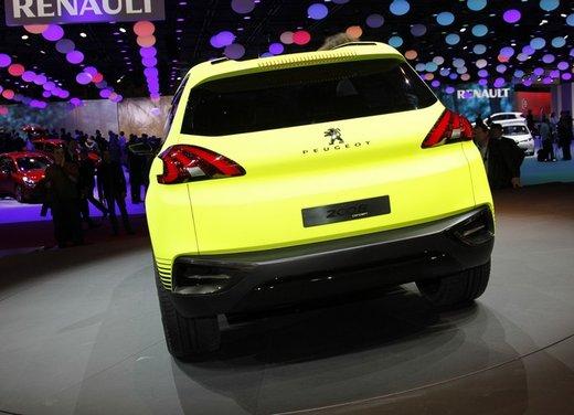Peugeot 2008 Concept - Foto 6 di 17