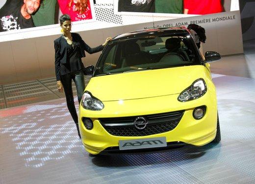 Nuova Opel Adam prezzi e allestimenti - Foto 43 di 63