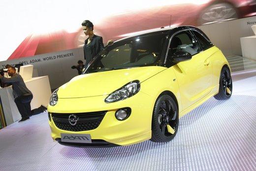 Nuova Opel Adam prezzi e allestimenti - Foto 44 di 63