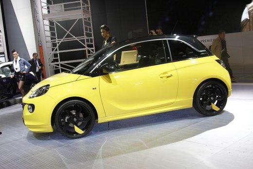 Nuova Opel Adam prezzi e allestimenti - Foto 45 di 63