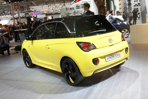 Nuova Opel Adam prezzi e allestimenti - Foto 46 di 63