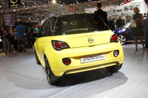 Nuova Opel Adam prezzi e allestimenti - Foto 47 di 63