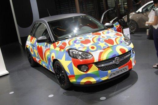 Nuova Opel Adam prezzi e allestimenti - Foto 34 di 63