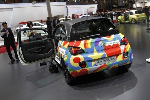 Nuova Opel Adam prezzi e allestimenti - Foto 49 di 63