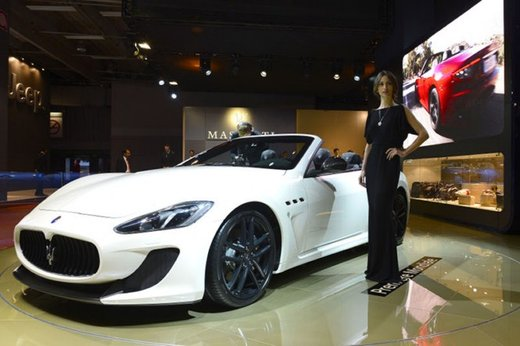 Le più belle auto sportive e di lusso al Salone di Parigi 2012 - Foto 19 di 24