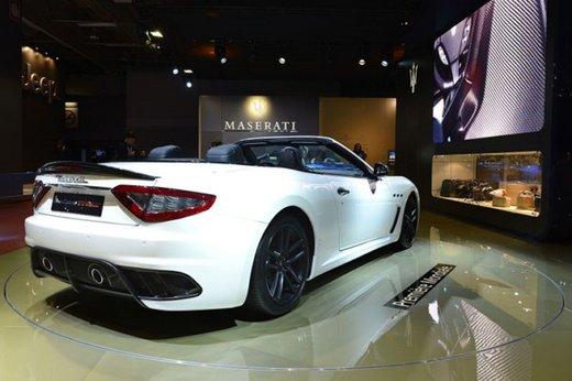 Le più belle auto sportive e di lusso al Salone di Parigi 2012 - Foto 20 di 24