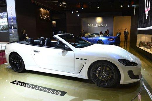 Le più belle auto sportive e di lusso al Salone di Parigi 2012 - Foto 21 di 24