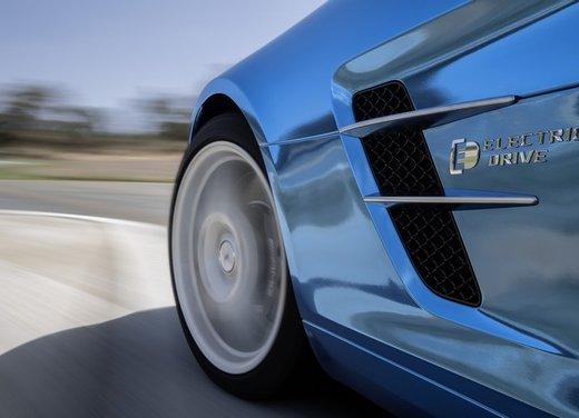 Mercedes SLS AMG Coupé Electric Drive - Foto 18 di 21