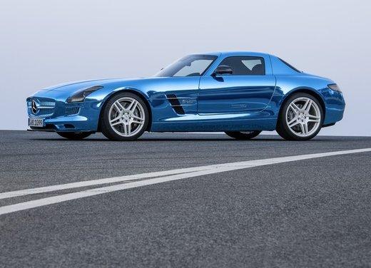 Mercedes SLS AMG Coupé Electric Drive - Foto 20 di 21