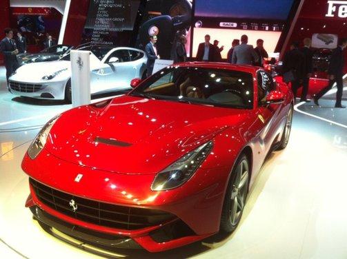 Le più belle auto sportive e di lusso al Salone di Parigi 2012 - Foto 5 di 24
