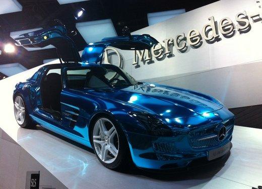 Mercedes SLS AMG Coupé Electric Drive - Foto 13 di 21