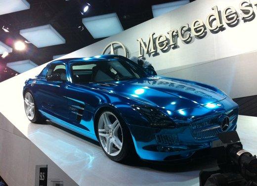 Mercedes SLS AMG Coupé Electric Drive - Foto 14 di 21