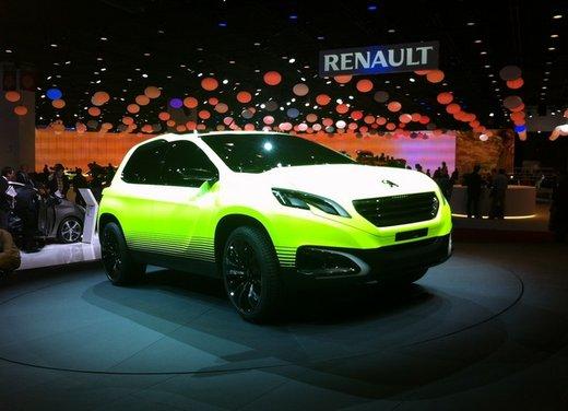 Peugeot 2008 Concept - Foto 10 di 17