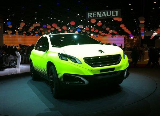 Peugeot 2008 Concept - Foto 11 di 17