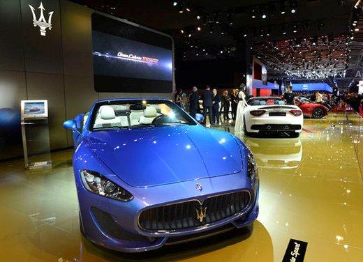 Nuova Maserati GranCabrio Sport - Foto 1 di 2
