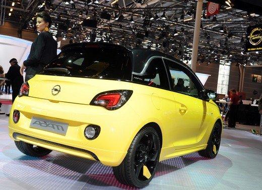 Nuova Opel Adam prezzi e allestimenti - Foto 29 di 63