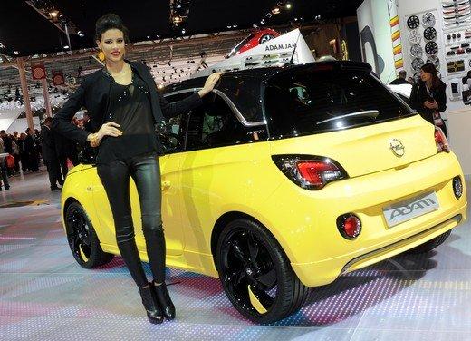 Nuova Opel Adam prezzi e allestimenti - Foto 30 di 63