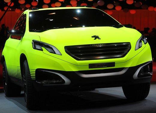 Peugeot 2008 Concept - Foto 7 di 17
