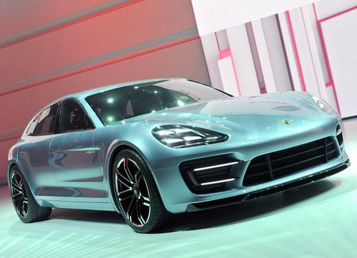 Le più belle auto sportive e di lusso al Salone di Parigi 2012 - Foto 22 di 24