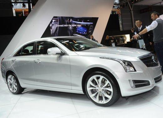 Cadillac ATS - Foto 2 di 11