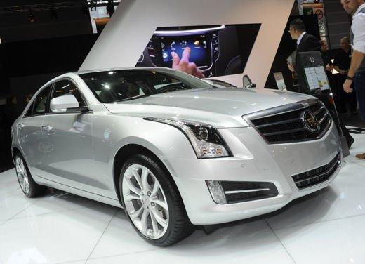 Cadillac ATS - Foto 3 di 11