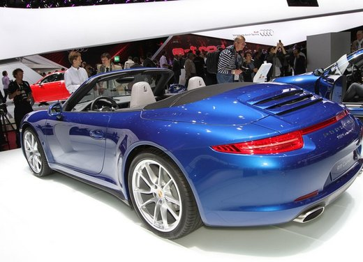 Porsche Carrera 4 S - Foto 5 di 5