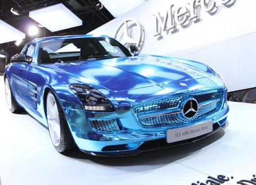 Mercedes SLS AMG Coupé Electric Drive - Foto 3 di 21
