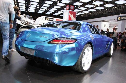 Mercedes SLS AMG Coupé Electric Drive - Foto 7 di 21