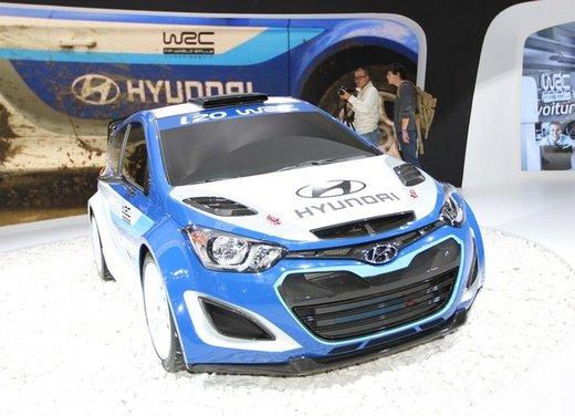 Hyundai i20 WRC nuovi test per il mondiale Rally 2014 - Foto 7 di 22