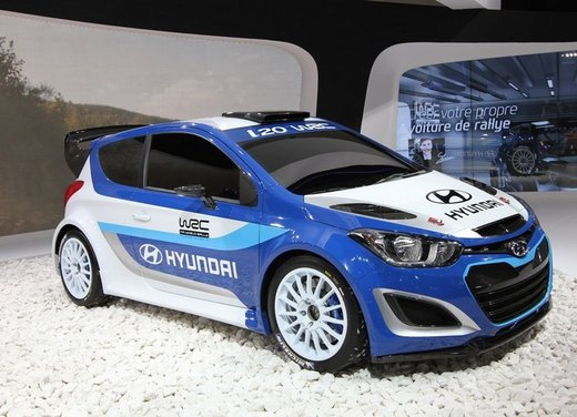 Hyundai i20 WRC - Foto 10 di 22
