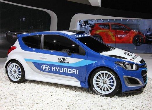 Hyundai i20 WRC - Foto 11 di 22