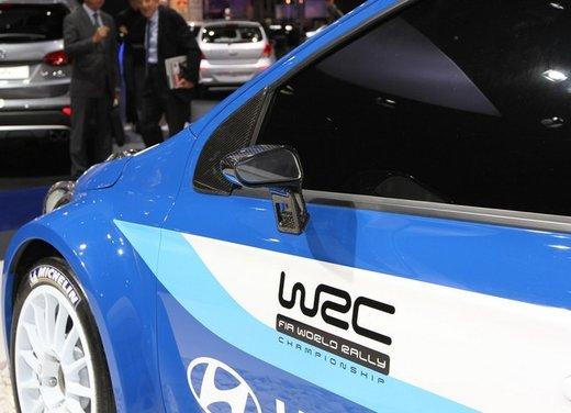 Hyundai i20 WRC nuovi test per il mondiale Rally 2014 - Foto 20 di 22