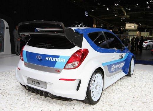 Hyundai i20 WRC nuovi test per il mondiale Rally 2014 - Foto 19 di 22