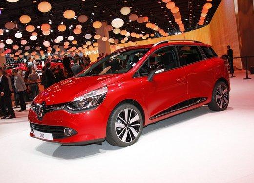 Nuova Renault Clio 4 Sporter, la Renault Clio station wagon sportiva - Foto 13 di 18