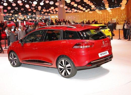Nuova Renault Clio 4 Sporter, la Renault Clio station wagon sportiva - Foto 15 di 18