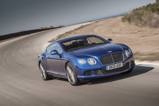 Bentley Continental GT3 - Foto 7 di 10