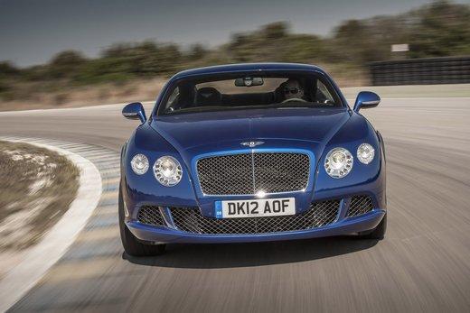 Bentley Continental GT3 - Foto 9 di 10