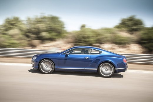 Bentley Continental GT3 - Foto 10 di 10
