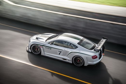 Bentley Continental GT3 - Foto 4 di 10