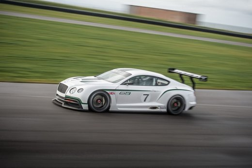 Bentley Continental GT3 - Foto 5 di 10